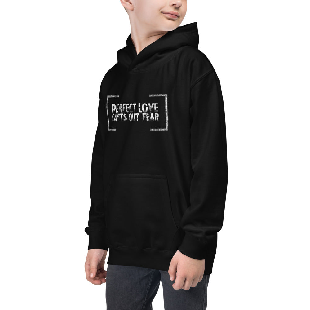 Kids Hoodie - Perfect love