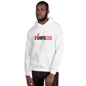 Hooded Sweatshirt - Mark Us