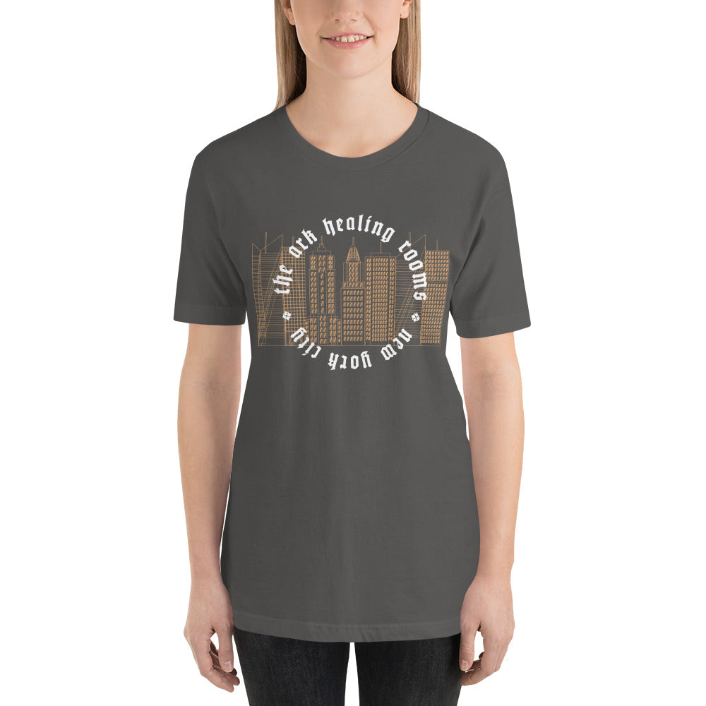 Short-Sleeve Unisex T-Shirt - The Ark Healing Rooms NYC