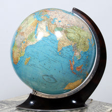 Load image into Gallery viewer, Art Deco Style Globe by Columbus, 1950s