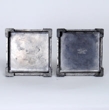 Load image into Gallery viewer, GAB Candleholders in Pewter Attributed to Jacob Ängman, 1933