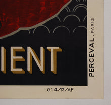 Load image into Gallery viewer, Original Air France Poster For The Orient Extreme-Orient 1947