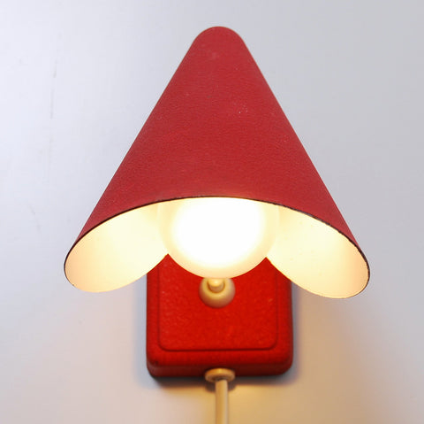 Wall Lamp from Ewå Värnamo, 1950s