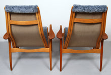 Load image into Gallery viewer, Pair of Lamino Lounge Chair by Yngve Ekström for Swedese