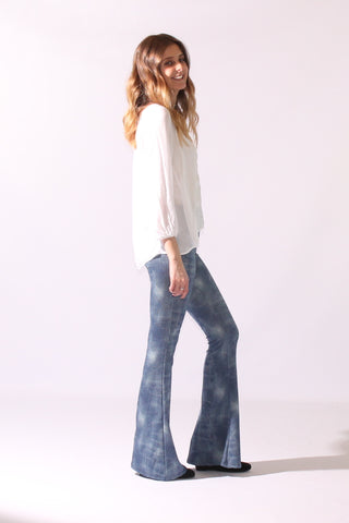 Groovy Stretch Flare Pants