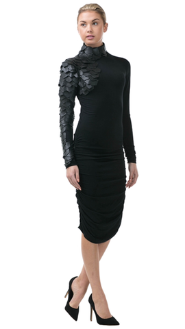 Mother of Dragons Fitted Dress