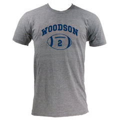Woodson 2 Triblend Grey