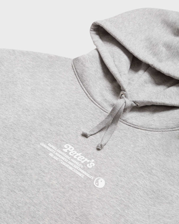 Creating Stories Hoodie - Grey Heather