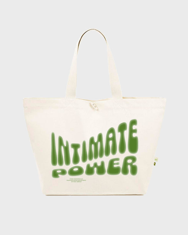 Intimate Power Tote Bag - Natural