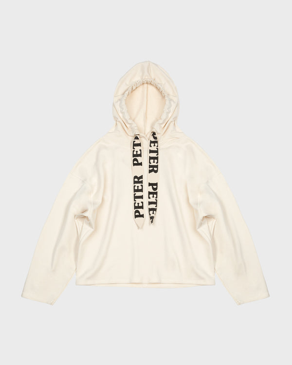 Peter's Relaxed Hoodie - Natural