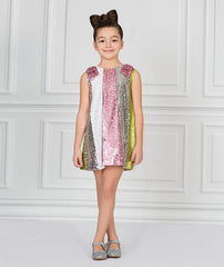 Sparkling dress from Mama Luma's Aquarelle Collection