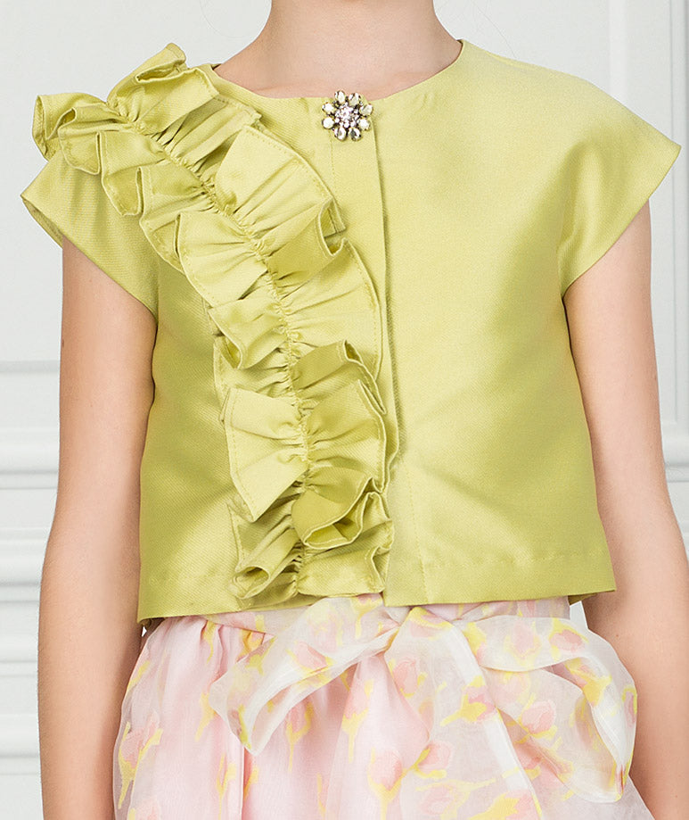 Product Image of Princess Hailey Ruffle Outfit I 2 Pieces #2