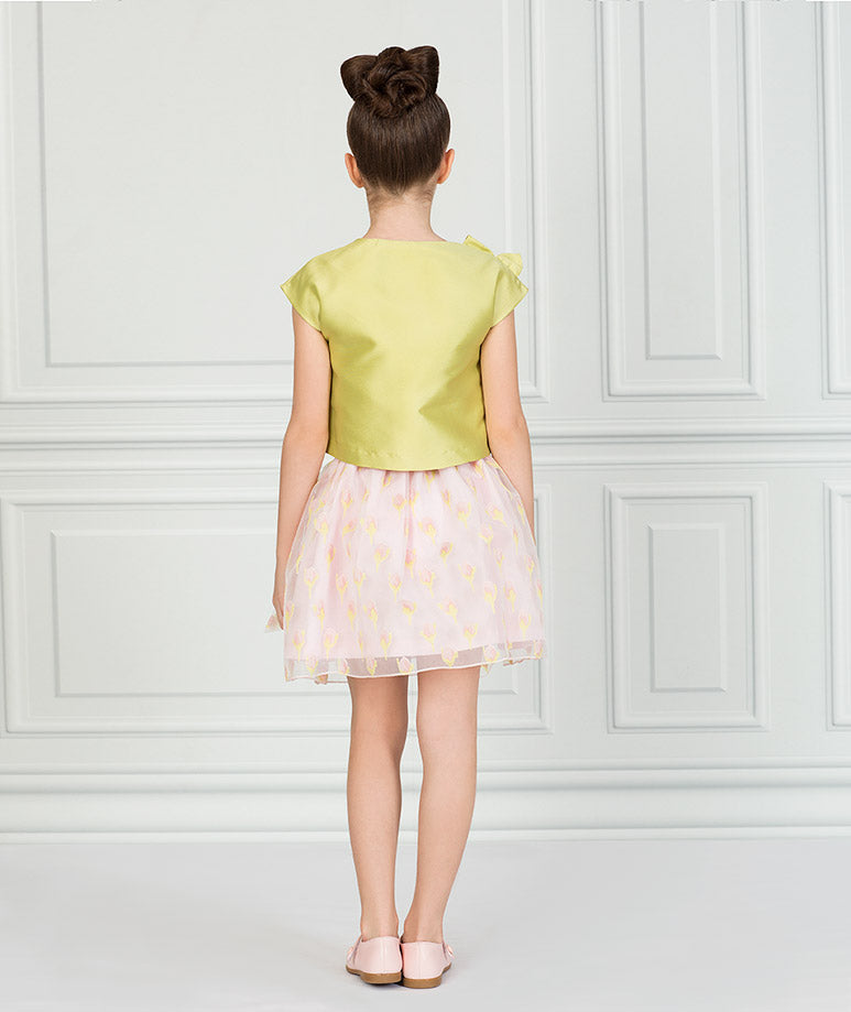 Product Image of Princess Hailey Ruffle Outfit I 2 Pieces #3