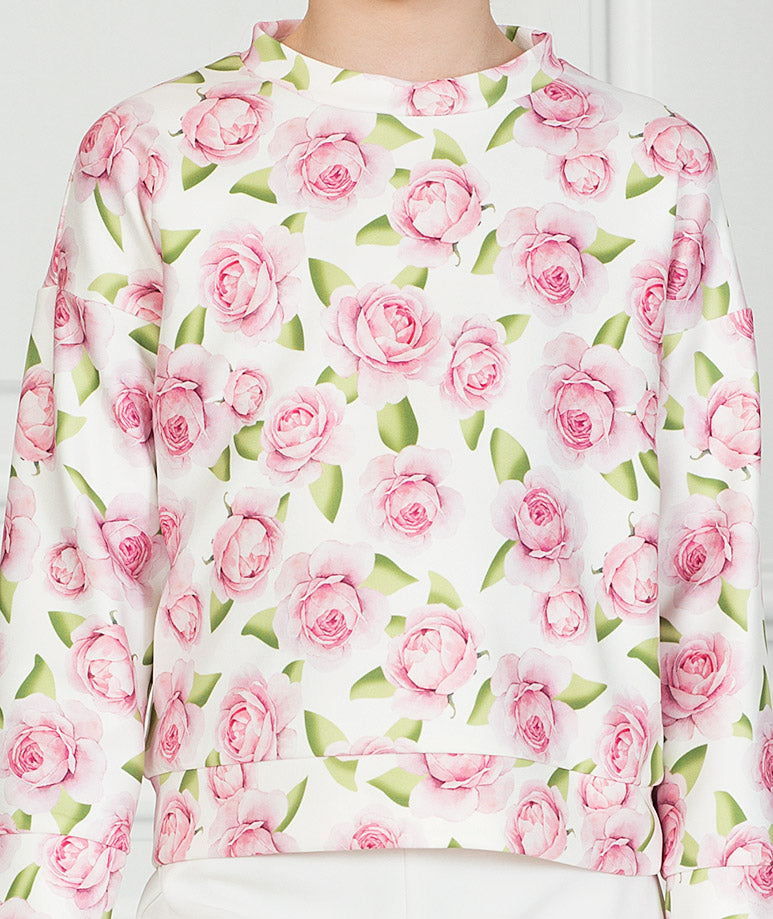Product Image of Casual Rose Outfit I 2 Pieces #2