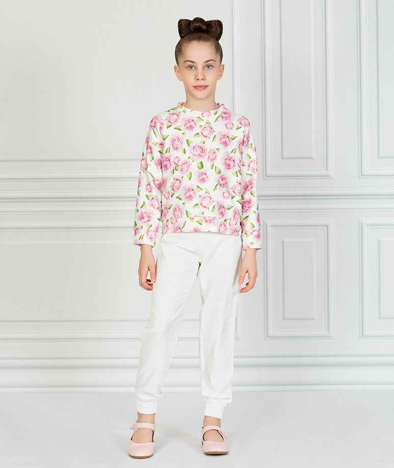 Product Image of Casual Rose Outfit I 2 Pieces #1