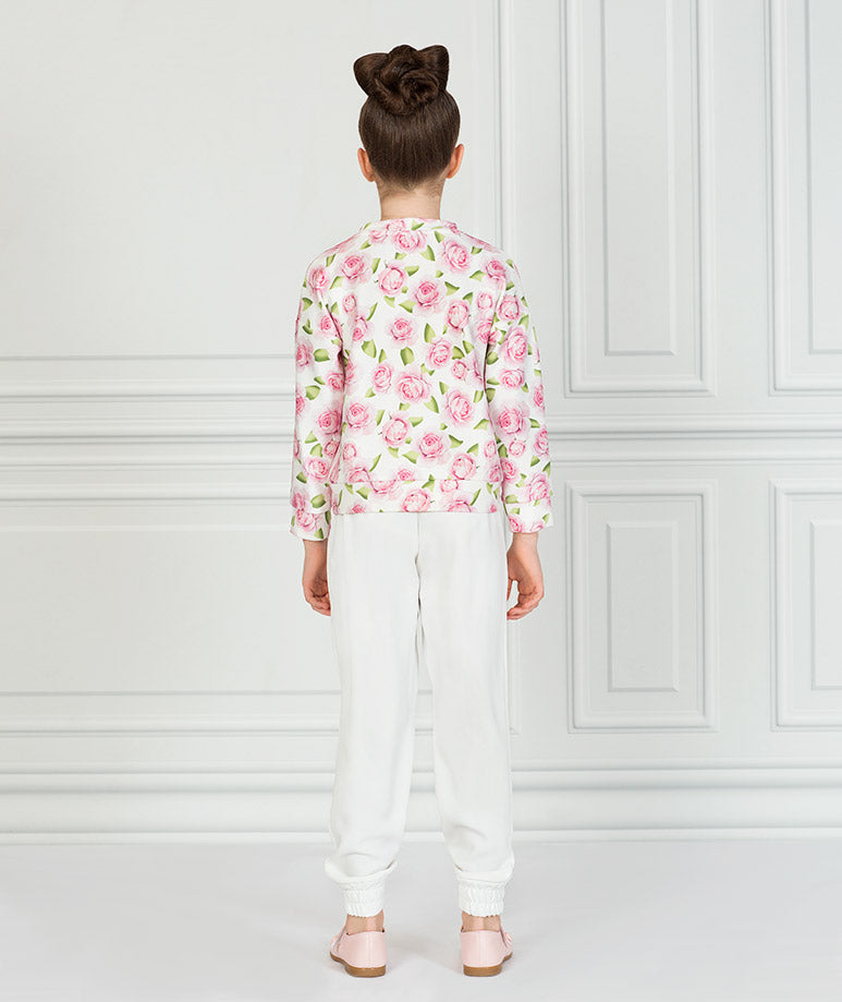 Product Image of Casual Rose Outfit I 2 Pieces #3