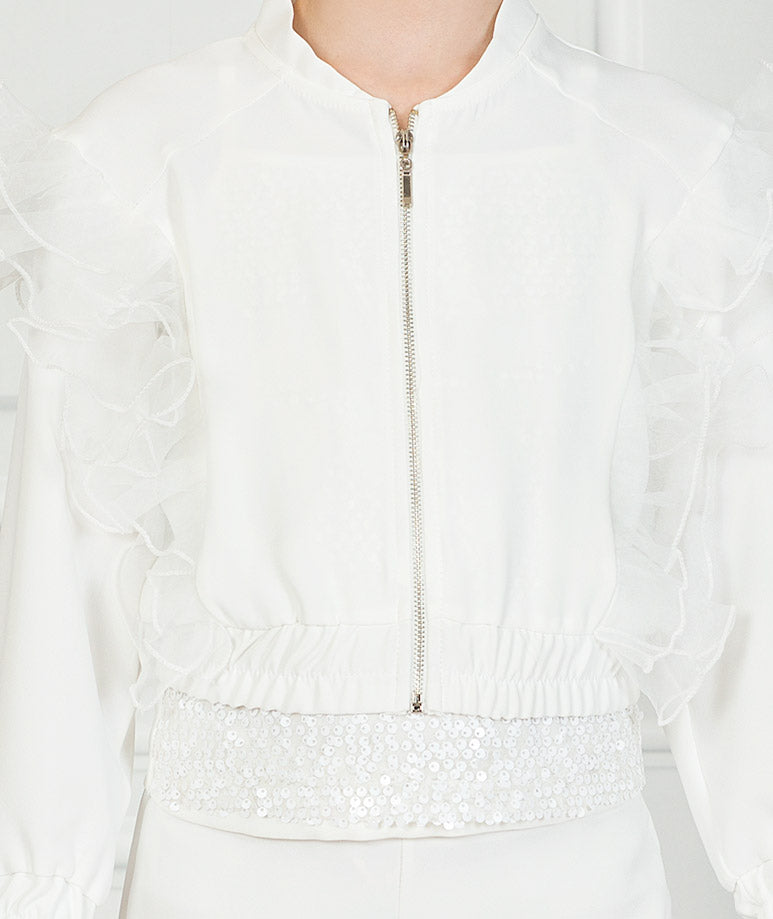 Product Image of Organza Zipper Outfit I 2 Pieces #2