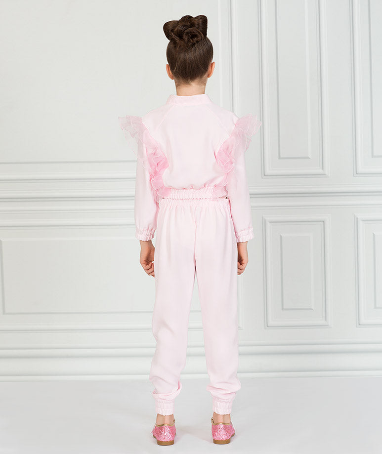 Product Image of Organza Zipper Outfit I 2 Pieces #3