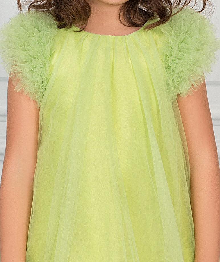 Product Image of Neon Evie Dress #4