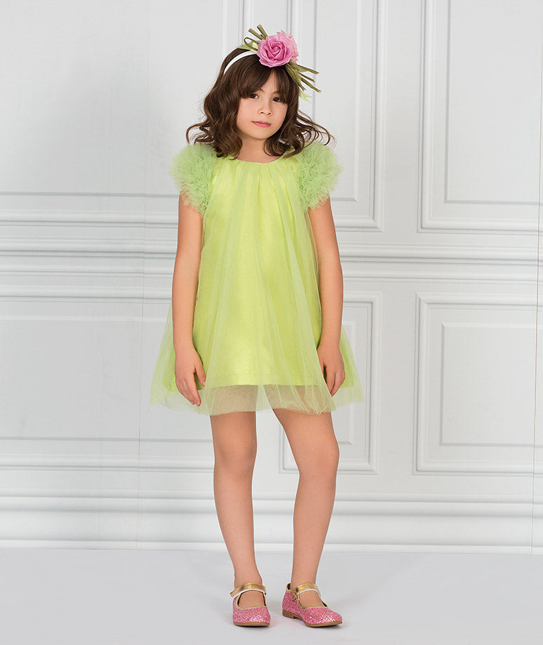 Product Image of Neon Evie Dress #2