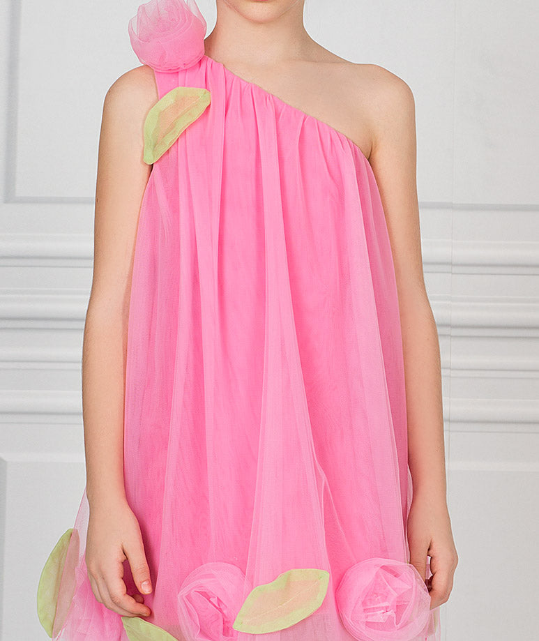 Product Image of Neon Rose Gracie Dress #3