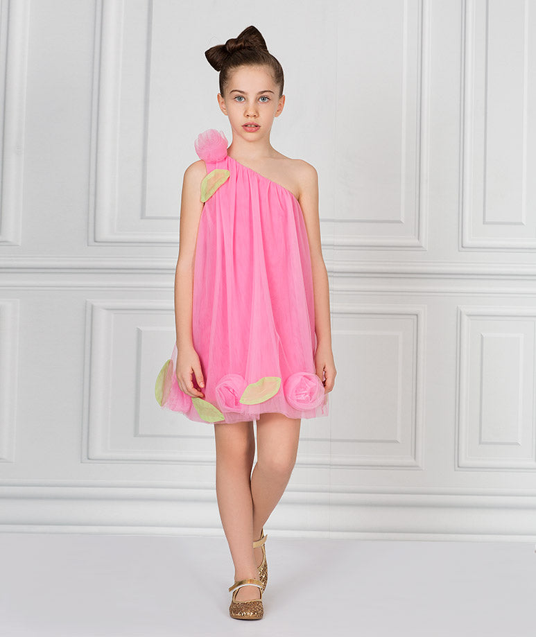 Product Image of Neon Rose Gracie Dress #2