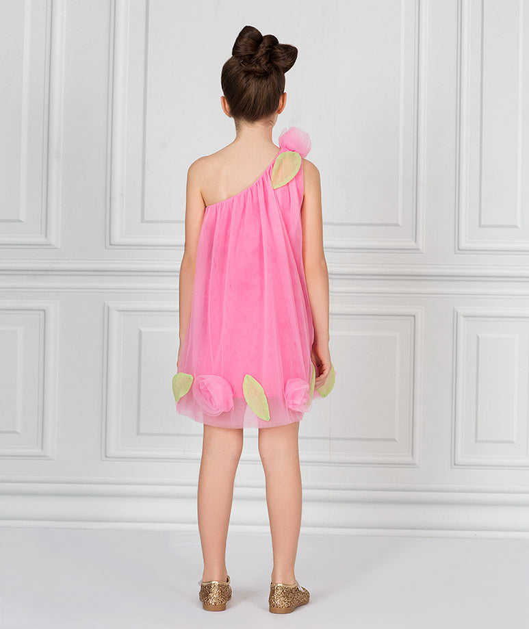 Product Image of Neon Rose Gracie Dress #4