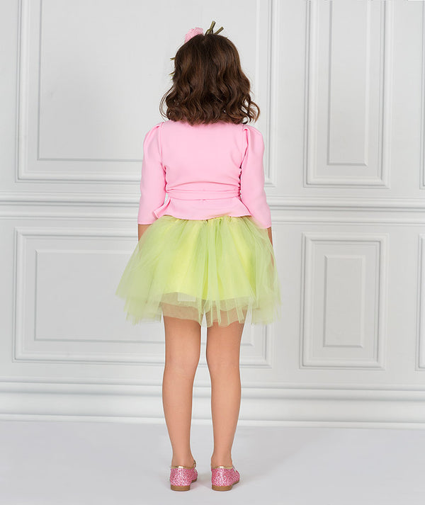 Zuri Tulle Outfit I 2 Pieces