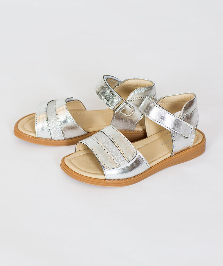 Product Image of Comfortable Kids Sandals  Silver #1