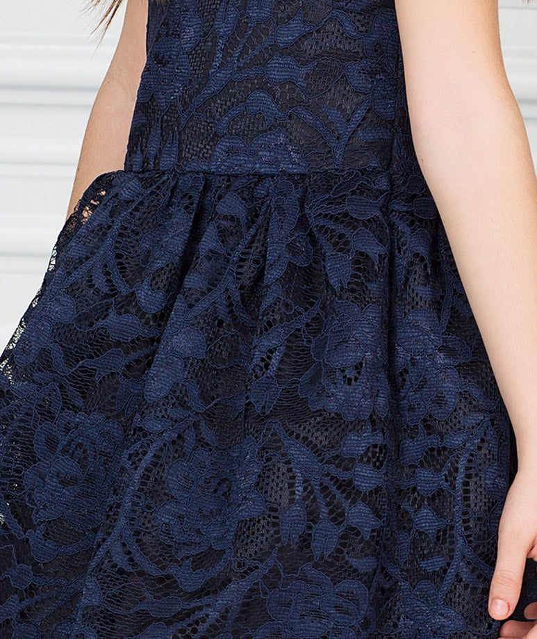 Product Image of Mira Lace Tea-Party Dress #2