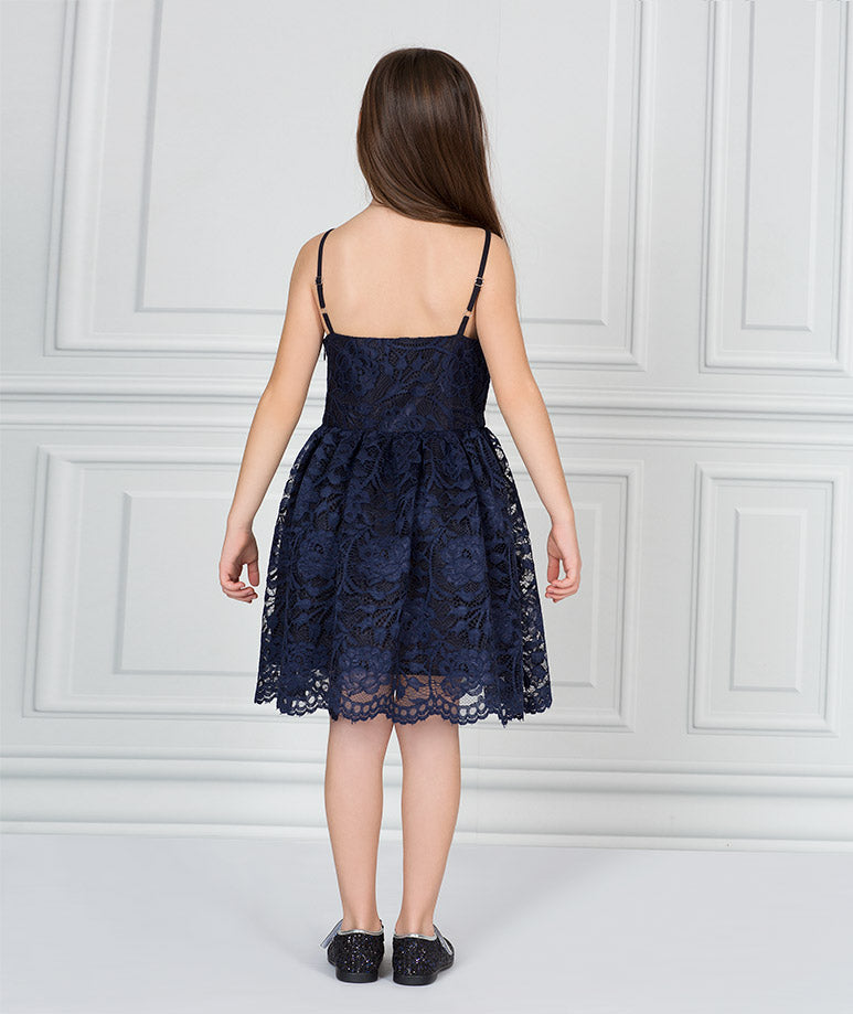 Product Image of Mira Lace Tea-Party Dress #3