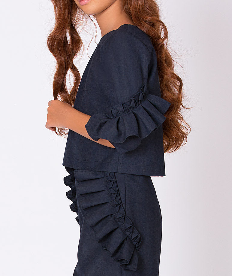 Product Image of Emily Ruffle Outfit | 2 Pieces #2
