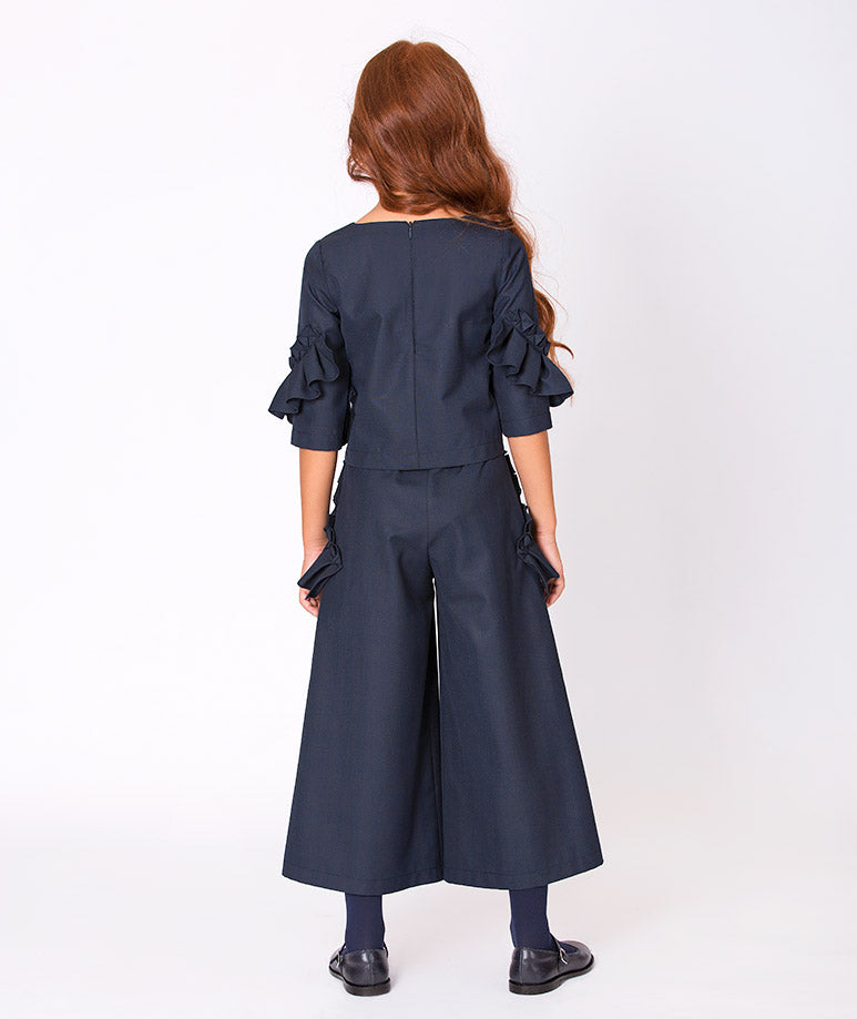 Product Image of Emily Ruffle Outfit | 2 Pieces #3