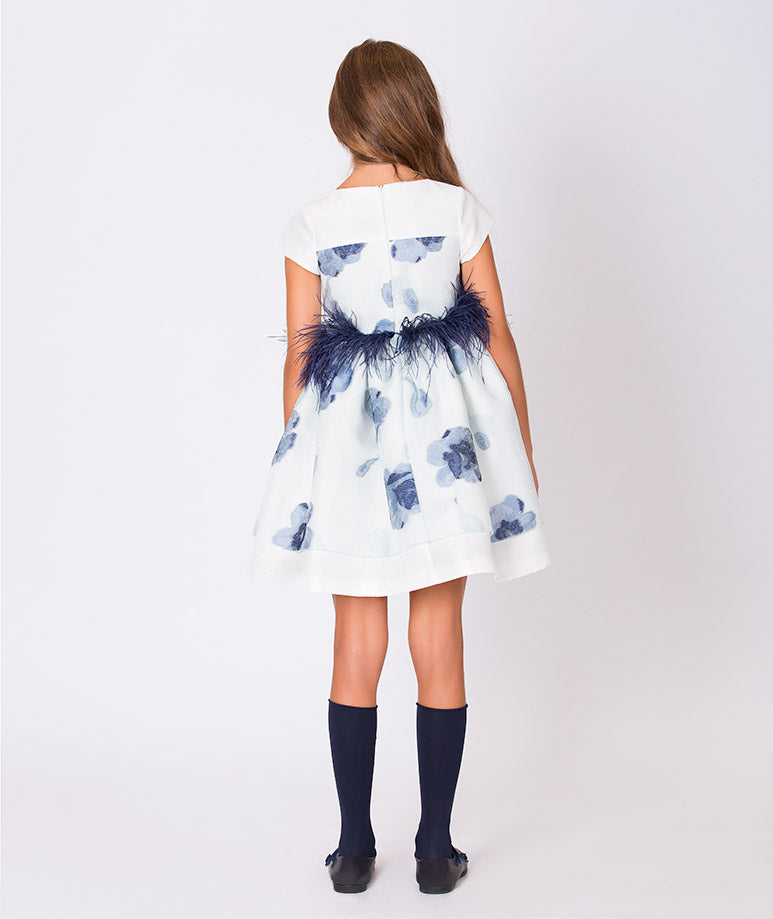 Product Image of Crystal Feathers Dress #3