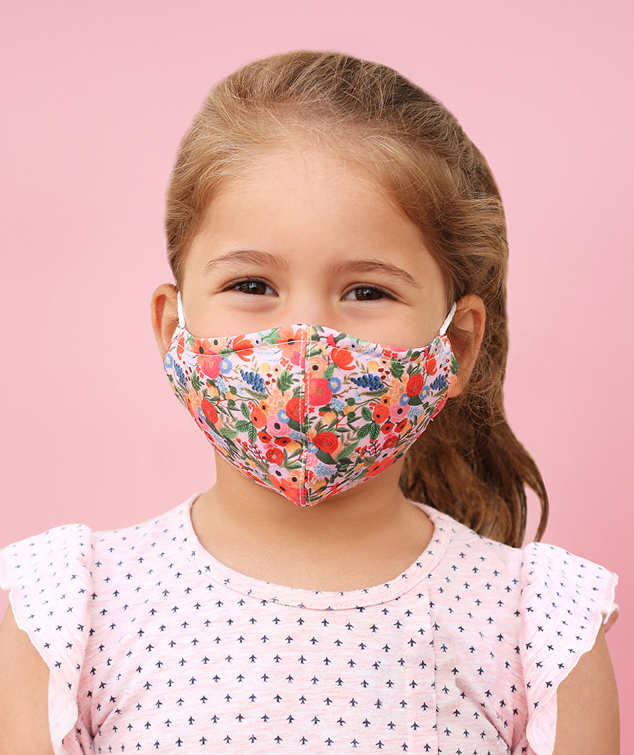 Product Image of Reusable Kids Face Mask #1