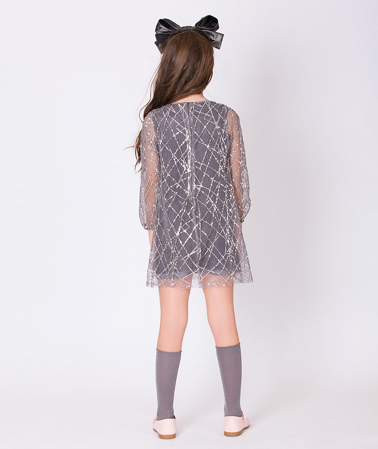 Product Image of Sequined Tanya Dress #4