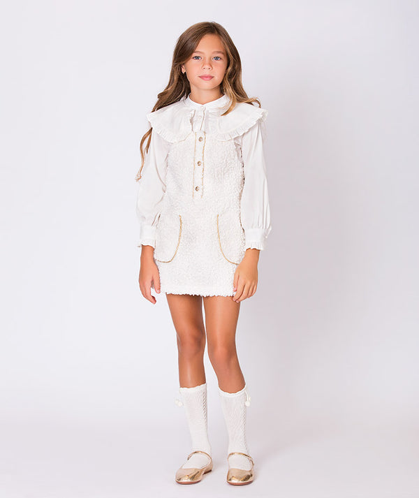 Noa Overall Jumper Outfit   2 Pieces