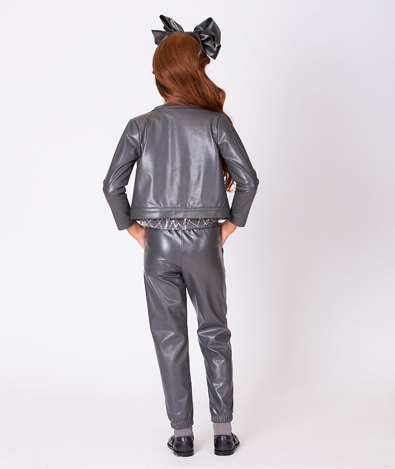 Product Image of Sequined Taylor Outfit   2 Pieces #3