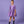 Load image into Gallery viewer, Girl in purple special occasion dress for kids