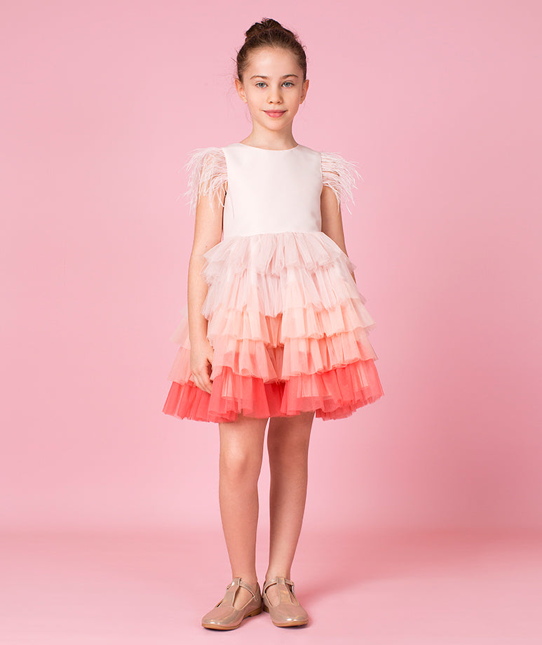 Chloe Tutu Dress | Exclusive Design