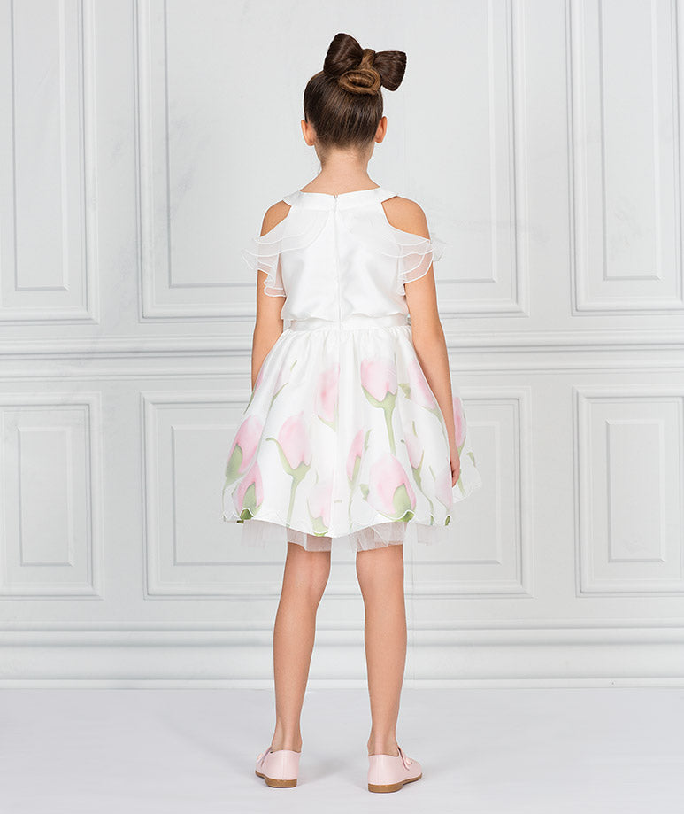 Product Image of Dreamy Flower Dress #3