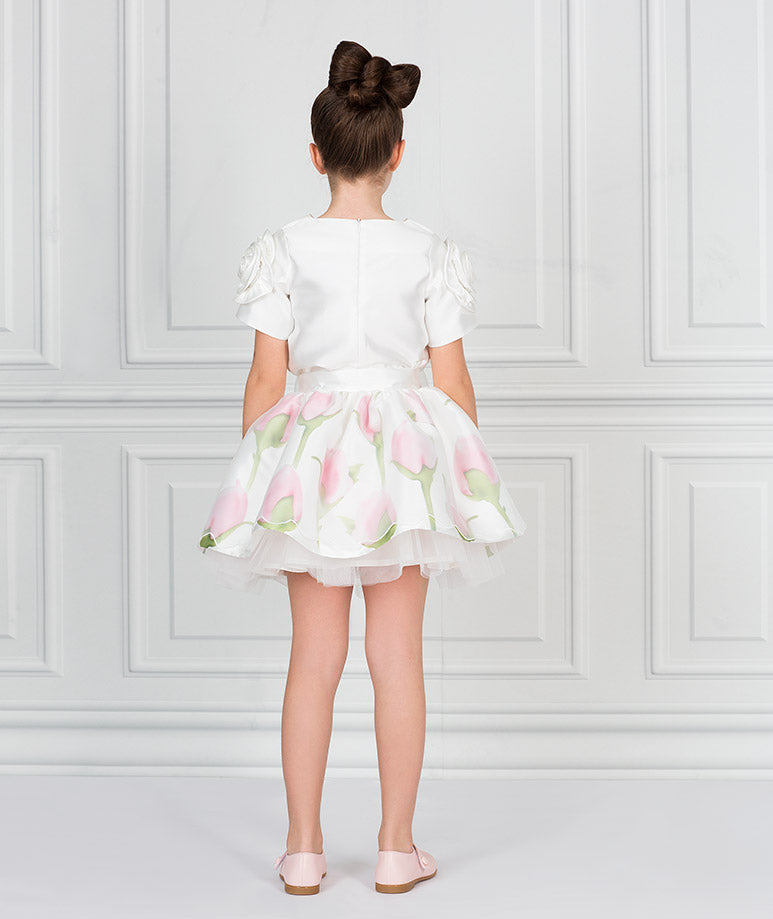 Product Image of Dreamy Rose Outfit I 2 Pieces #3