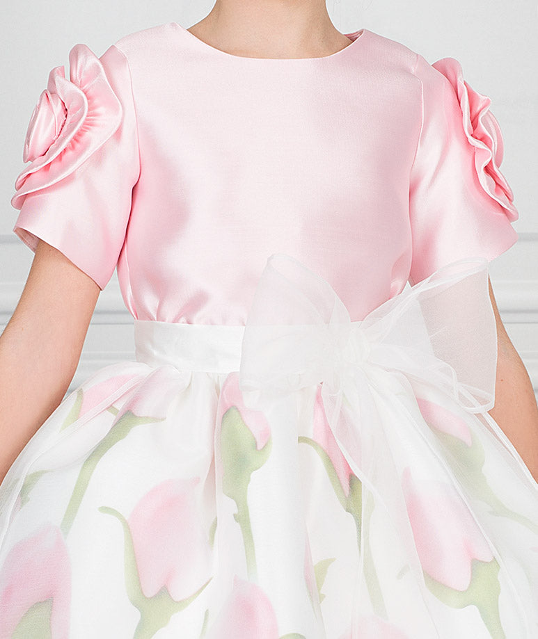 Product Image of Dreamy Pink Rose Outfit I 2 Pieces #6