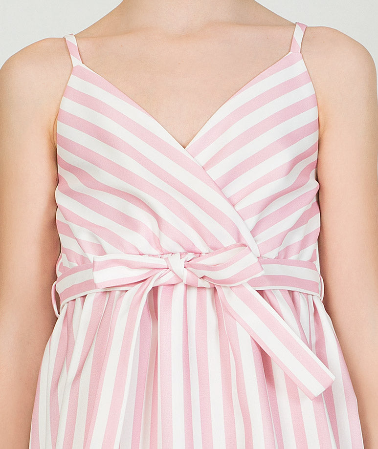 Product Image of Carmel Summer Dress   Pink #2