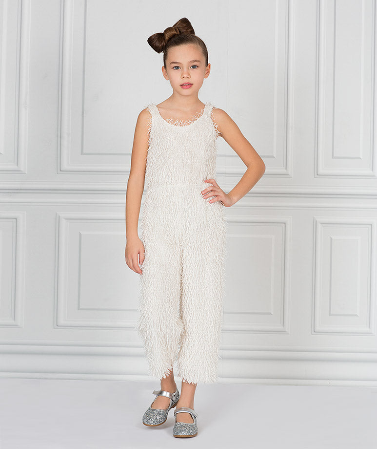 Product Image of Butterfly Tassel Jumper #1