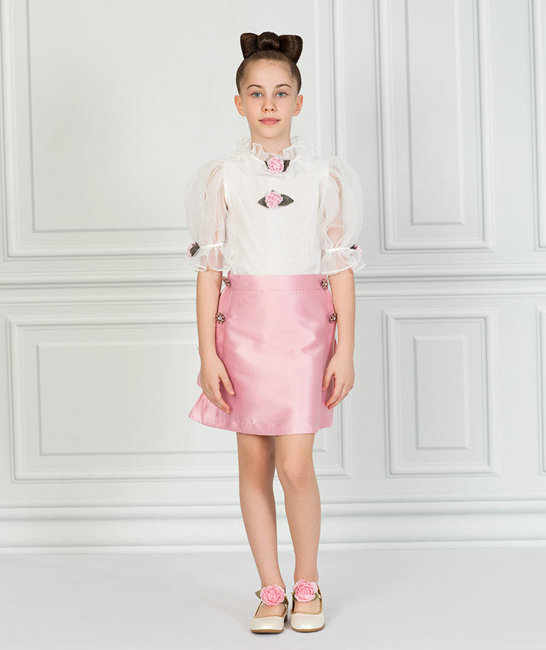 Product Image of Princess Lydia Ruffle Outfit I 2 Pieces #1