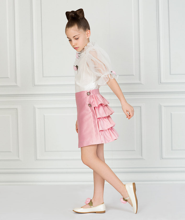 Product Image of Princess Lydia Ruffle Outfit I 2 Pieces #3