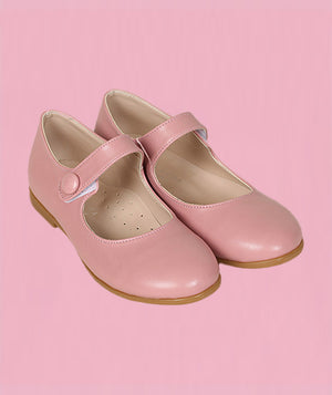 Pink shoes for kids