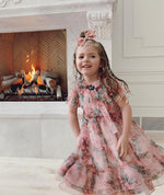 Princess Butterfly Lily Dress