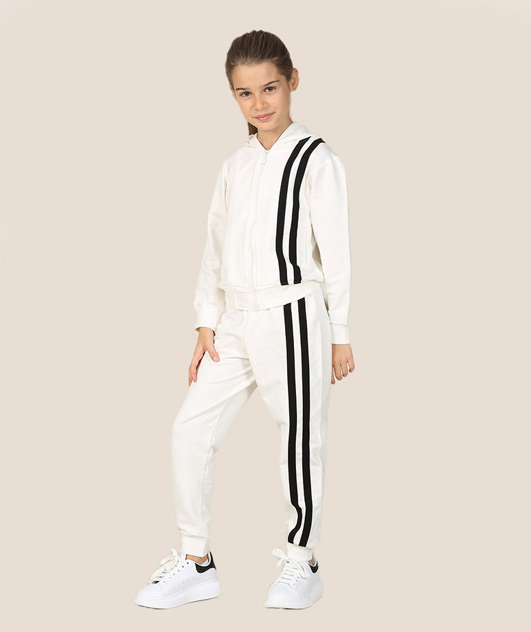 Striped Tracksuit | 2 pieces